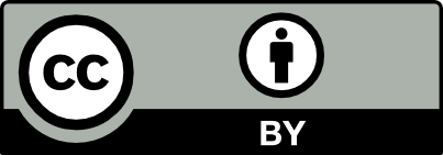 CC-BY License Icon